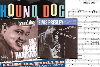 blues hound dog