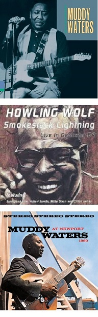 blues howlin wolf