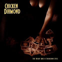 blues chicken diamond