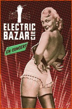 blues electric bazar