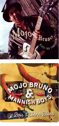 blues mojo bruno