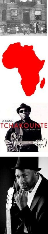 blues roland tchakounte