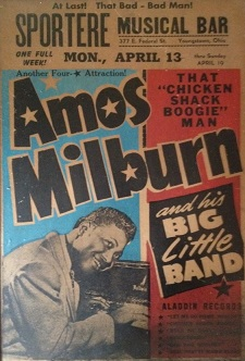 blues amos milburn