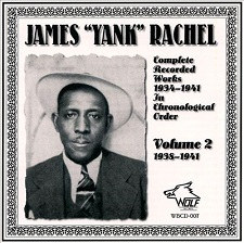 blues yank rachell